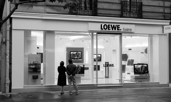 Point of Sale Loewe